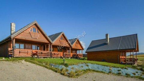 Domki Czterech Braci | 6-8 osobowe | Cisza, spokój, widok na Tatry i Pieniny