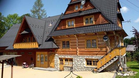 Gospodarstwo Agroturystyczne Michniak | Apartamenty w góralskim stylu