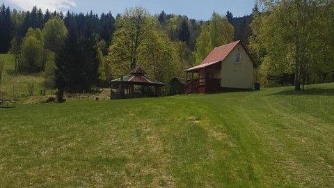Domek Stary Gierałtów | z dala od zgiełku