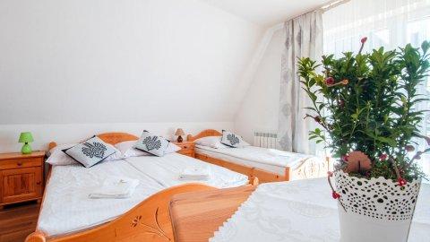 Willa Kowala | Pokoje z łazienkami z dala od zgiełku