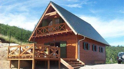 Chata Przesieka | Dla miłośników ciszy, spokoju i wspaniałych krajobrazów