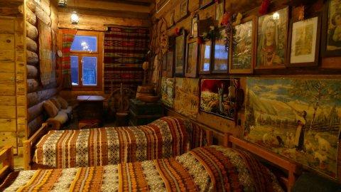 Chata Pod Kamieniem | Beskidy, Bieszczady | w otulinie Parku Krajobrazowego