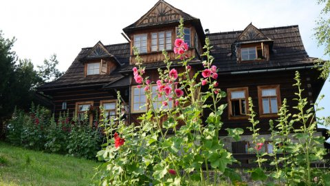 Apartament w Willi pod Malwami | Jezioro Czorsztyńskie