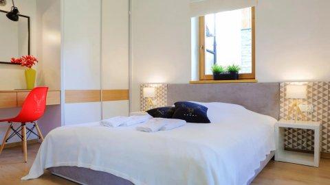 Apartament Mulak | Przestronny apartament z balkonami i miejscem parkingowym