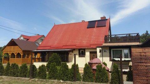 E.W.A domek w Jantarze