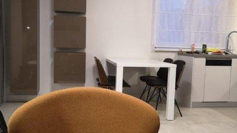 "Apartament AMICORUM - w apartamentowcu ""BAŁTYK''"