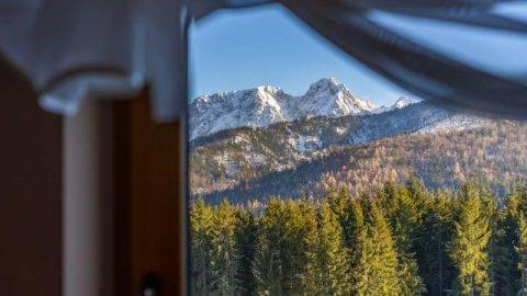 U Dudy | Pokoje z łazienkami i widokiem na góry