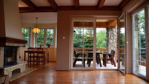 Dom w Beskidach | Przejazdy offroadsamochodem terenowym