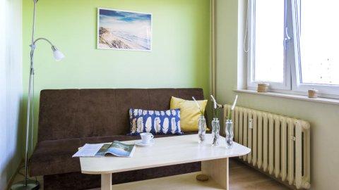 Apartament Kremowy | blisko morza i Sopotu | dobrze skomunikowany