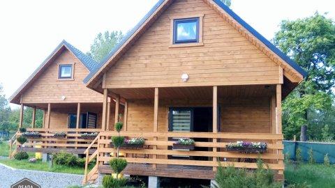 Osada Widok na Góry | Drewniane domki całoroczne