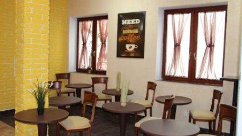 Lorf Hostel & Coffee | 700 metrów od Starego Miasta