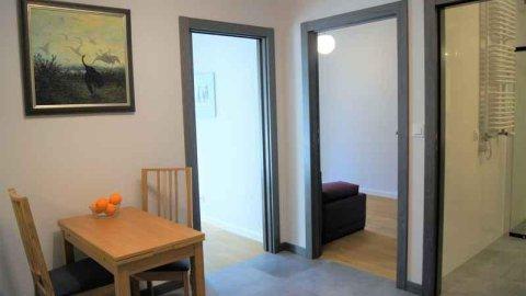 WrocApart | Elegancki i przytulny apartament dla 4 osób