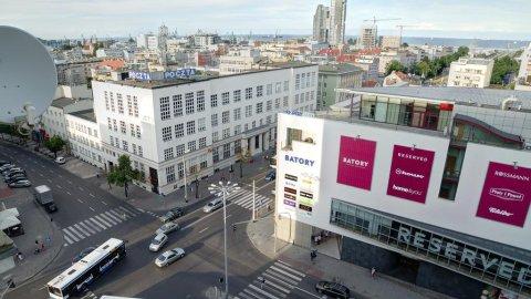 Apartament Widokówka w centrum Gdyni