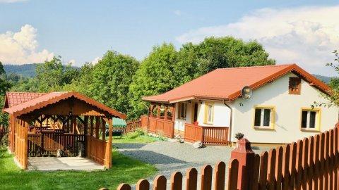 Dom Słoneczne Wzgórze | okolice Rudaw Janowickich
