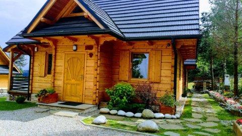 Borowikowe Zacisze | Domki nad Jeziorem Czorsztyńskim