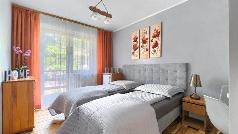 Apartamenty Stynka - dogodna lokalizacja przy lesie, 150 m do plaży