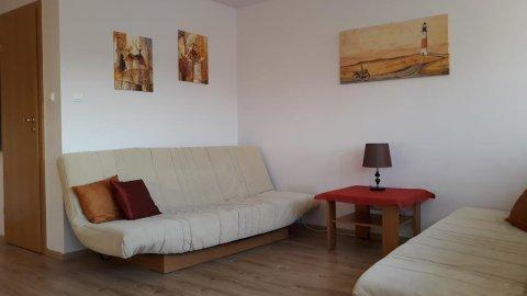 Apartament z widokiem na morze (Dom Rybaka)