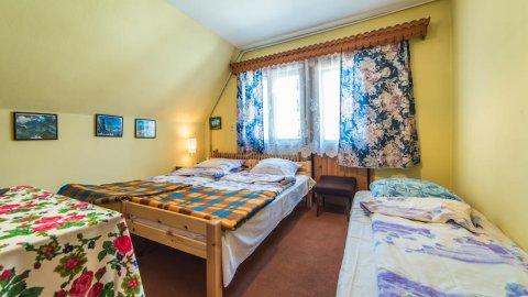 Domek całoroczny do 10 osób oraz pokoje, apartamenty. Poronin - Zakopane.