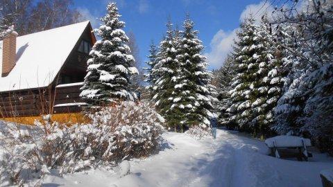EKO BAJKA Domki w górach, idealny dla rodzin z dziećmi, agroturystyka