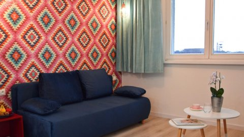 Silesia Modern Nest. Apartament w samym centrum Katowic