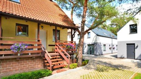 Apartamenty blisko morza, w doskonałej lokalizacji, idealne dla rodzin, parking.