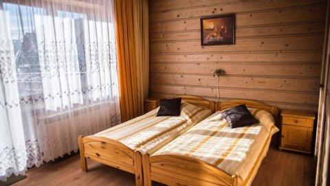 U Trabanta. Pokoje z łazienką, tv i balkonem