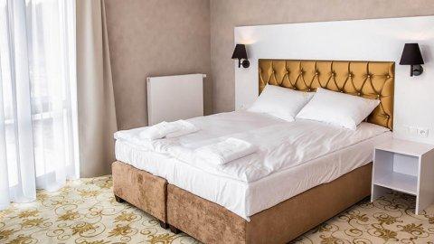 Amber Park HOTEL SPA z basenem Niechorze