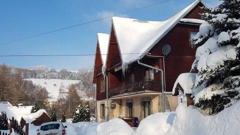Chata u Bożeny Pokoje Gościnne  urlop w górach Muszyna Szczawnik