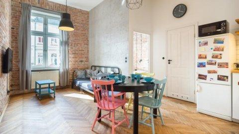 BON TURYSTYCZNY | Ekskluzywny apartament w samym centrum Krakowa - Kraków LOFT