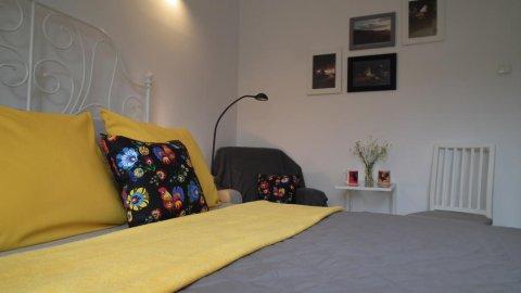 Apartament dwupokojowy Przy Lesie (6-osobowy), dla rodzin i nie tylko