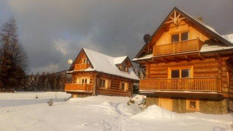 Tradycyjny góralski domek w górach | Komfortowy pobyt o każdej porze roku