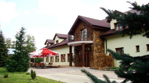 Ośrodek Stary Młyn. Pokoje, domki, apartamenty.