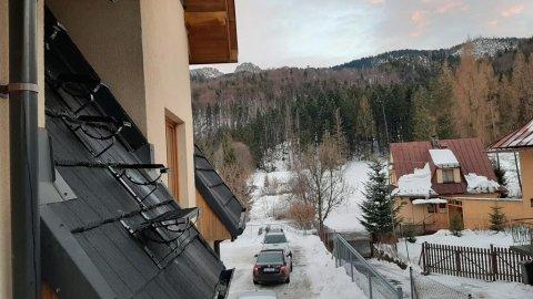 Apartament CIEŃ GIEWONTU   200 m od wyciągu