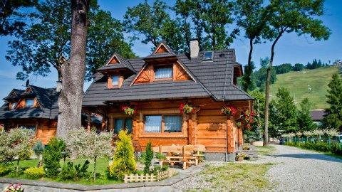 Osada Harenda - całoroczne domki regionalne w Zakopanem