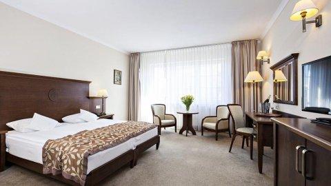 Hotel Lubicz. Komfortowe pokoje i apartamenty Wellness & SPA