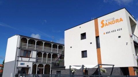Pokoje i Apartament SANDRA