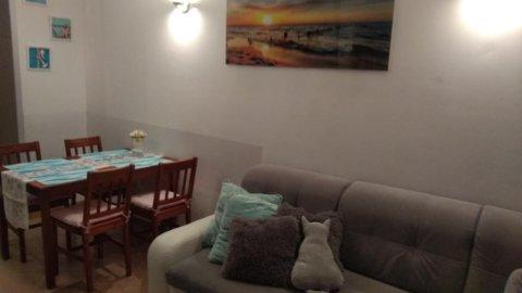 Kołobrzeg apartament PEREŁKA. Pełen komfort dla 4 os. 350 metrów od morza