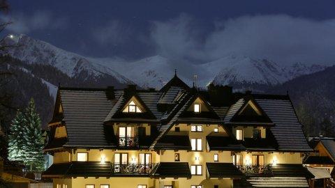 Grand Podhale Resort & Spa | sauny, jacuzzi | plac zabaw