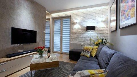 4Uapart-Apartment suite Picasso-nowoczesny apartament dla dwojga