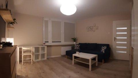 Komfortowe mieszkanie 3-pokojowe
