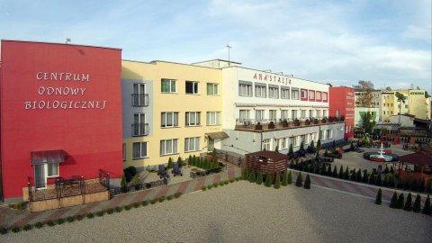 Anastazja Spa&rehabilitacja-50m od plaży