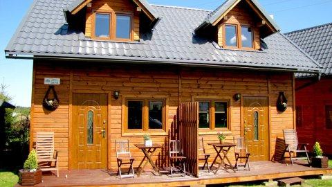 Domki u Asi - Ostrowo, między Karwia, Jastrzębia Góra