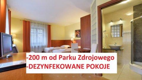 Willa Pod Gwiazdami | Pokoje | mini SPA