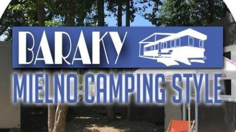 Baraky Mielno Camping Style