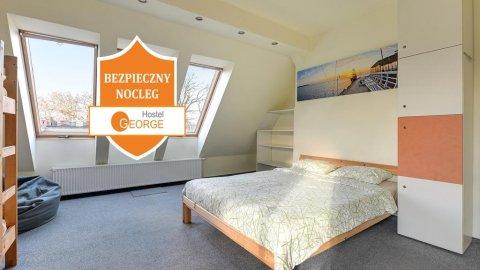 Hostel George | centrum Sopotu | z ofertą śniadaniową