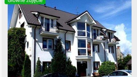 Dom Gościnny Nad Bałtykiem 450 m od pasa morskiego | Plac zabaw | Grill