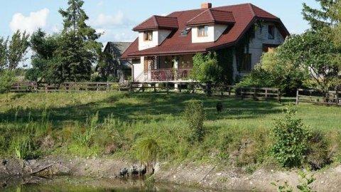 Agroturystyka Biebrzańska Gościna z dala od zgiełku, ekologiczne jedzenie
