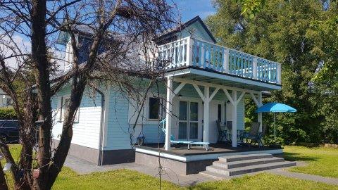 Marina House 160m2. Przepiękny dom dla 6 osób 80 metrów od Zalewu Wiślanego