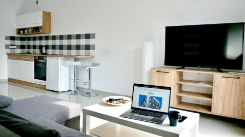 Green Apartments przestronne i nowoczesne apartamenty z restauracją i SPA