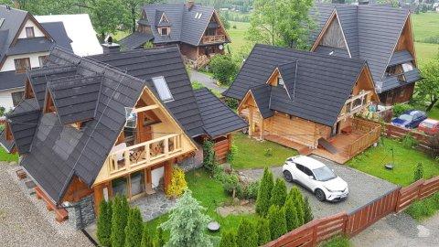 Majerczykówka 29a | Góralskie domki z cudownym widokiem na Tatry